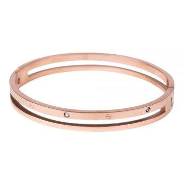 Kalli Kalli Bracelet 2113 Rosé - M 58mm