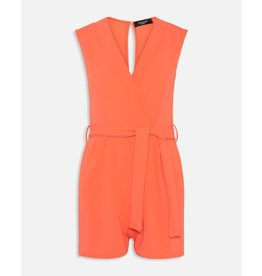 Sisters Point Sisters Point Gram Playsuit Coral