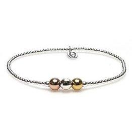 Karma Karma XS Balistyle Bracelet Silver 92344