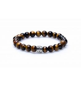 Karma Karma for Men Tigereye silver cilinder 86250