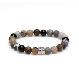 Karma Karma for Men Southwest Silver Bead 86830