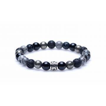 Karma Karma for Men Elastic Bracelet 86254