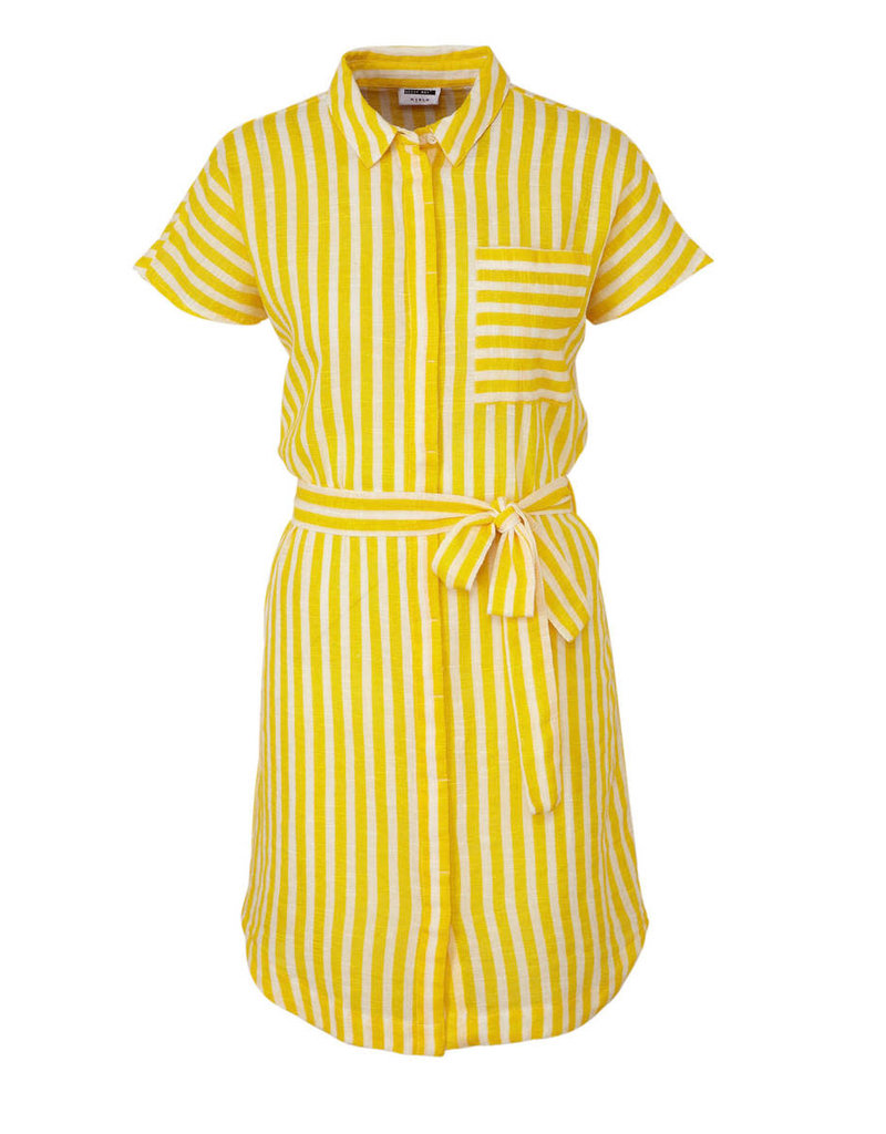 Noisy May Noisy May NM Mai Shirt Dress Dandelion