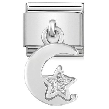 Nomination Nomination Charm 331805/05 Moon & Star