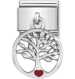 Nomination Nomination Charm 331805/07 Tree of Life
