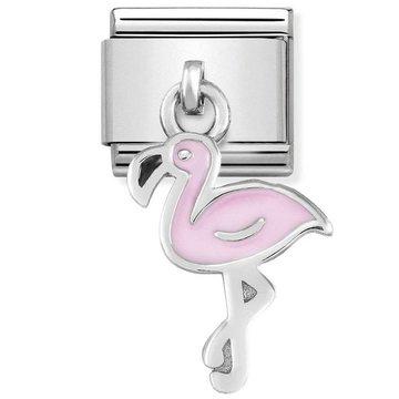 Nomination Nomination Charm 331805/12 Flamingo