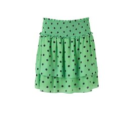 Saint Tropez Saint Tropez T8088 Woven Skirt Above Knee Seagras
