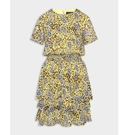 Sisters Point Sisters Point Nicoline Dress Yellow/Leo