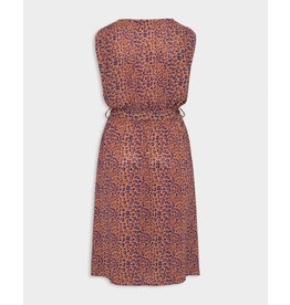 Sisters Point Sisters Point Nown Dress Camel/Blue/Leo