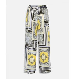 Sisters Point Sisters Point Gow-Pants Blue/Yellow