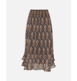 Sisters Point Sisters Point Vina-Skirt Navy Paisley