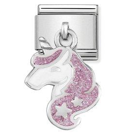 Nomination Nomination Charm 331805/13 Unicorn