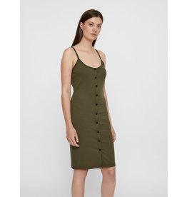 Noisy May Noisy May NM Mox S/L Dress Olive Night