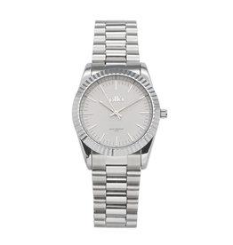 iKKi Horloges Ikki BX06 Zilverkleurig