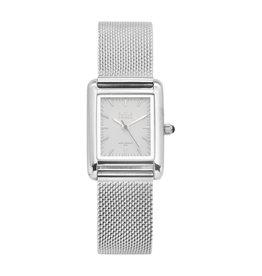iKKi Horloges Ikki GC01 Zilverkleurig/Wit
