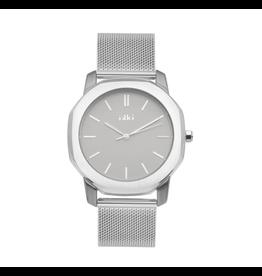iKKi Horloges Ikki VC02 Zilverkleurig/Grijs