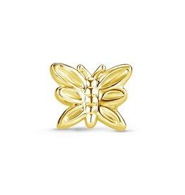 Mi Moneda Vintage MMV Icon Butterfly Goudkleurig