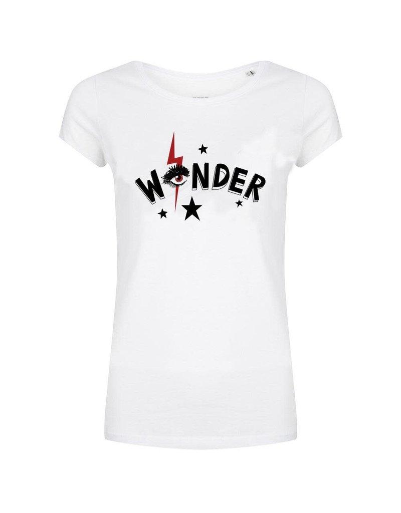 Forever FRiday Forever Friday Wonder Tee White