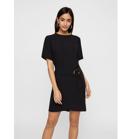 Pieces Pieces PC Lisa D2D Dress Black
