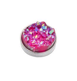 iXXXi Jewelry iXXXi Jewelry Top Part Drusy Pink