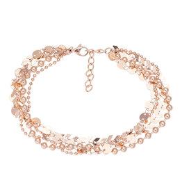 iXXXi Jewelry iXXXi Jewelry Bracelet Arrow Chain Rosé
