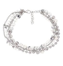 iXXXi Jewelry iXXXi Jewelry Anklet Arrow Chain Zilverkleurig