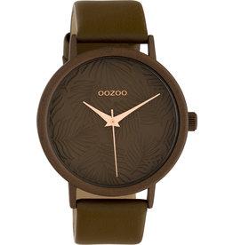 Oozoo Timepieces Oozoo Special Summer Brown C10171