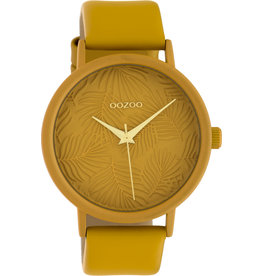Oozoo Timepieces Oozoo Special Summer Dark Yellow C10172