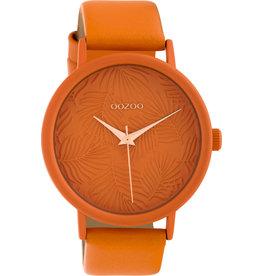 Oozoo Timepieces Oozoo Special Summer Orange C10165