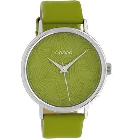 Oozoo Timepieces Oozoo Special Summer Green C10168