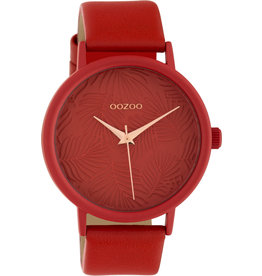 Oozoo Timepieces Oozoo Special Summer Red C10163