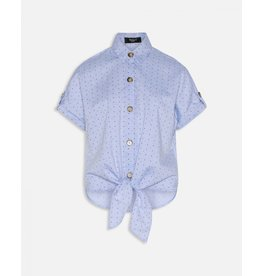 Sisters Point Sisters Point Etap-Shirt Denim Dots