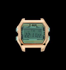 IAM The Watch IAM-001 RG Case Deep Water Glass 40mm