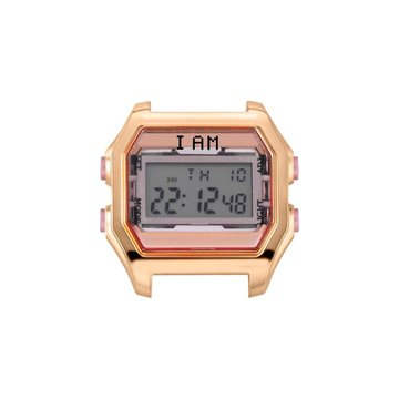 IAM The Watch IAM-003 RG Case Pale Pink Glass 40mm