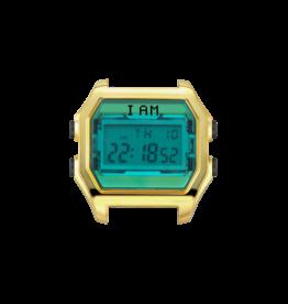 IAM The Watch IAM-006 G Case Tiffany Glass 40mm