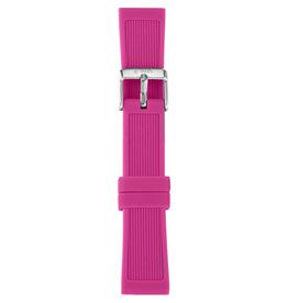 IAM The Watch IAM-209 Fuchsia Silicon Strap 18mm