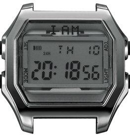 IAM The Watch IAM-101 Gun Case Grey Glass 44mm