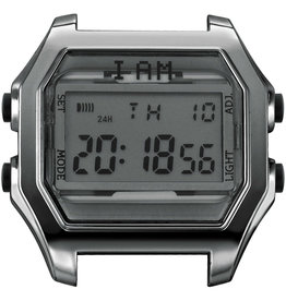 IAM The Watch IAM-101 Gun Case Grey Glass 44mm