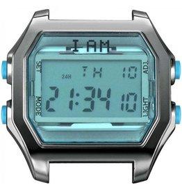 IAM The Watch IAM-102 Gun Case Blue Glass 44mm