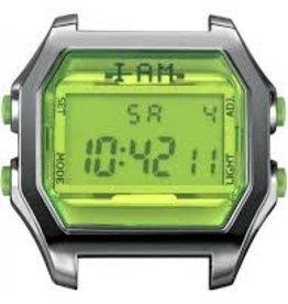 IAM The Watch IAM-103 Gun Case Green Glass 44mm