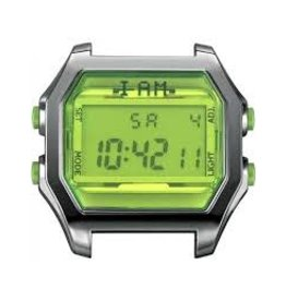 IAM The Watch IAM-103 Gun Case Green Glass 44mm