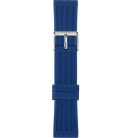 IAM The Watch IAM-302 Dark Blue Silicon Strap 20mm