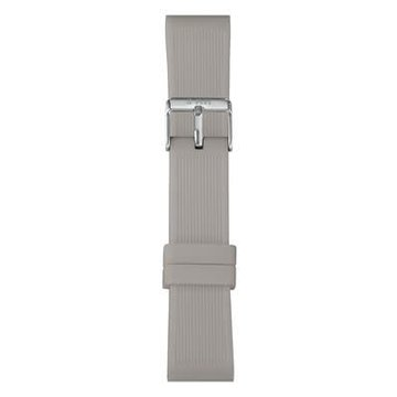 IAM The Watch IAM-303 Light Grey Silicon Strap 20mm
