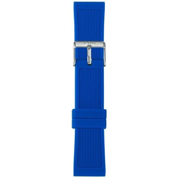 IAM The Watch IAM-306 Blue Silicon Strap 20mm