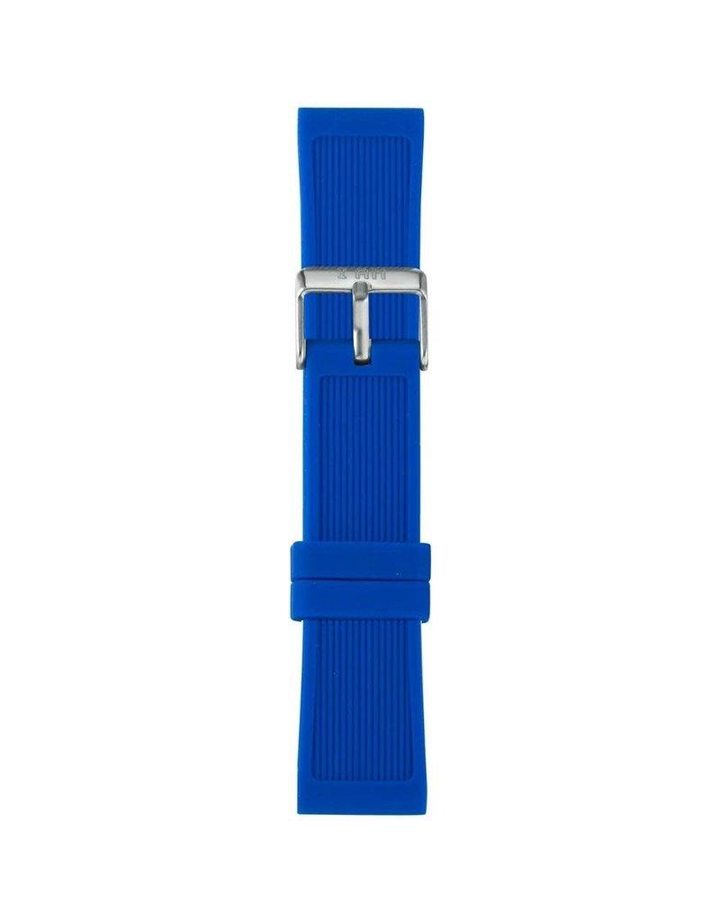 IAM The Watch IAM-306 Blue Silicon Strap 20mm