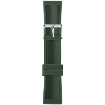 IAM The Watch IAM-307 Green Silicon Strap 20mm