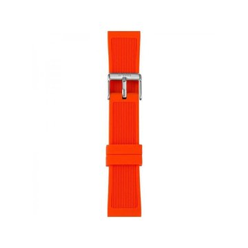IAM The Watch IAM-308 Orange Silicon Strap 20mm