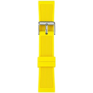 IAM The Watch IAM-309 Yellow Silicon Strap 20mm