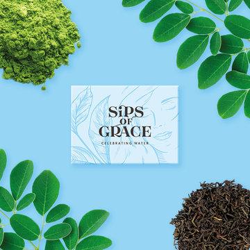 Sips Of Grace Sips Of Grace Powerful Sensation