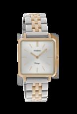 Oozoo Timepieces Oozoo Horloge Zilverkleurig-Rosé C9954